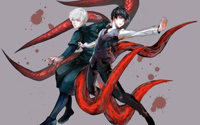 Picture anime, art, guy, Tokyo Ghoul, Tokyo ghoul