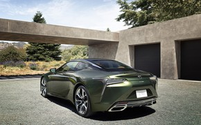 Picture Lexus, Limited Edition, LC 500, 2019