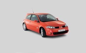 Picture megane, sport car, megane rs