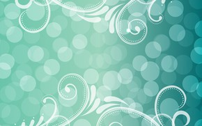 Picture green, background, patterns, vector, texture