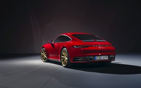 Picture 911, Porsche, Carrera, 2019