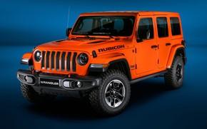 Picture 2018, Wrangler, Jeep, Unlimited, Rubicon
