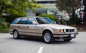 Picture BMW, E34, Touring, 525