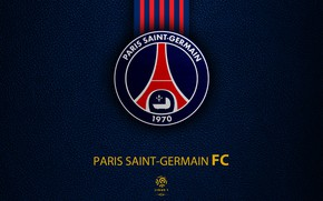 Picture Football, Soccer, PSG, Emblem, Paris Saint-Germain, French Club