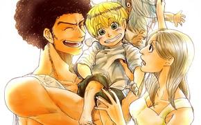 Picture family, Hunter x Hunter, Hunter x Hunter