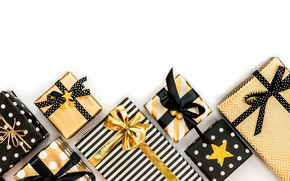 Picture tape, gifts, Holiday, box, packaging