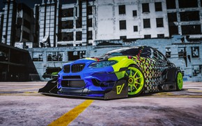 Picture Auto, BMW, Machine, Tuning, Car, Auto, Render, Rendering, Transport, Time Attack, Transport & Vehicles, Javier …