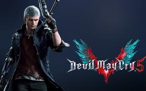 Picture DMC, Nero, Devil May Cry 5, Videogame