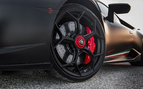 Picture Lamborghini, wheel, Performante, Huracan, 2020, VF Engineering
