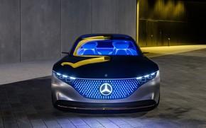 Picture Mercedes-Benz, concept cars, Vision EQS