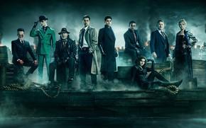 Picture Gotham, gotham, season 5, tv series