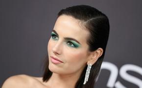 Picture look, girl, portrait, makeup, actress, girl, photoshoot, hair, Camilla Belle, look, actress, makeup, Camilla Bell