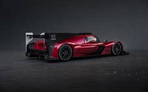 Picture Mazda, Drives, Sports car, 2017, Sportprototip, 24 Hours of Daytona, Mazda RT24-P, Endurance race