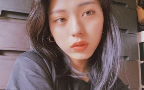 Picture Girl, Beautiful, Asian, Cute, Hair, Shirt, Japanese, Earring