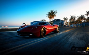 Picture game, Pagani, game, car, To huayr, Huayr To Pagani, The Crew 2