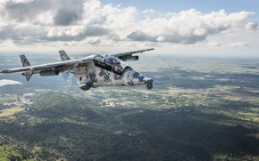 Picture clouds, the plane, easy, Africa, South Africa, assault, Paramount, AHRLAC, Mwari
