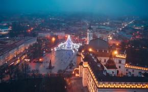 Picture the city, Lithuania, Vilnius