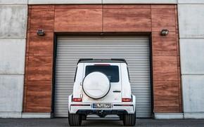 Picture Mercedes-Benz, SUV, rear view, G-Class, Lumma Design, 2019, CLR G770