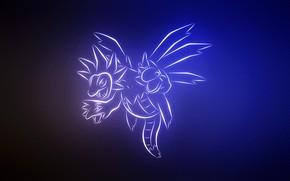 Picture lumius, Gdragon, Hydreigon, Levitate dragon, Sazandora, The Brutal Pokemon, #635