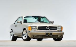 Picture COUPE, Mercedes - Benz, C126, 560SEC