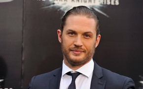 Picture look, smile, actor, Tom Hardy, Tom Hardy