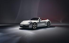 Picture 911, Porsche, Carrera, Cabriolet, 2019