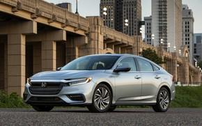 Picture support, Honda, sedan, Hybrid, Insight, hybrid, Touring, four-door, 2019
