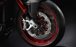 Picture Moto, wheel, brake, brembo, brake caliper