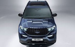 Picture Ford, Explorer, Plug-In Hybrid, 2019, ST-Line