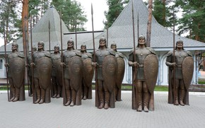 Picture Park, protection, warrior, spear, shield, guard, knight