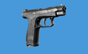 Picture Russia, GSH-18, Self-loading pistol, Vasiliy Gryazev and Arkadiy Shipunov