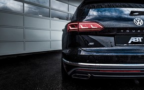 Picture Volkswagen, Touareg, SUV, ABBOT, feed, 2019