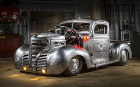 Picture Plymouth, Truck, Custom