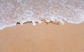 Picture sand, sea, wave, beach, summer, shore, summer, beach, sea, seascape, sand, wave
