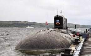 Picture cruiser, Underwater, cipher Borey, Yuri Dolgoruky