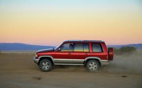 Picture side view, SUV, Acura, 1997, AWD, 2019, Isuzu Trooper, Super Handling SLX, SLX