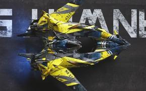 Picture design, the inscription, design, camera, SpaceJet