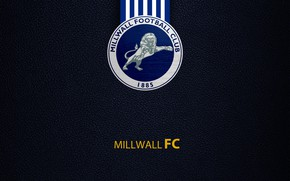 Picture wallpaper, sport, logo, football, English Premier League, Millwall