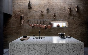 Picture design, style, room, interior, kitchen, Peter's House, by Studio David Thulstrup