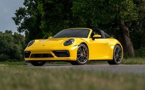 Picture 911, Porsche, Porsche 911, Targa, Targa 4S, 2021