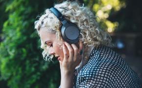 Picture headphones, Bluetooth, Audio-Technica, Wireless headphones, Bluetooth headset, Audio-Technica ATH-AR5BT, premium wireless Bluetooth headphones, Hi-Res Audio