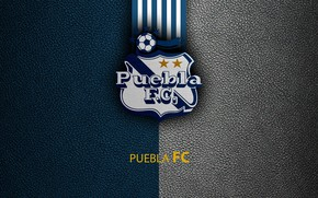 Picture wallpaper, sport, logo, football, Puebla
