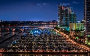 Picture Florida, Miami Beach, South Point