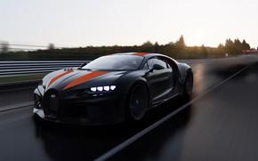 Picture Bugatti, supercar, Chiron Super Sport