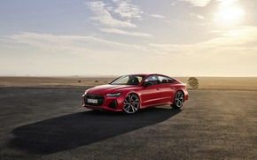 Picture Audi, Sportback, RS 7, RS7, 2020