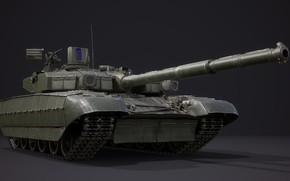 Picture Main battle tank, ХКБМ им. А.А. Морозова, БМ Оплот