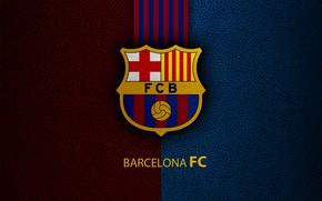 Picture Logo, Football, Soccer, FC Barcelona, Barca, Emblem