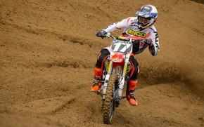 Picture Race, Motocross, Dirt Bike