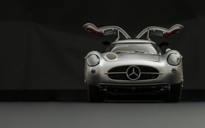 Picture Sports, Mersedes Benz, Gull-Wing, 300SLR
