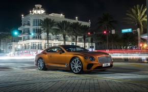 Picture Bentley, Continental, Continental GT, V8, 2019